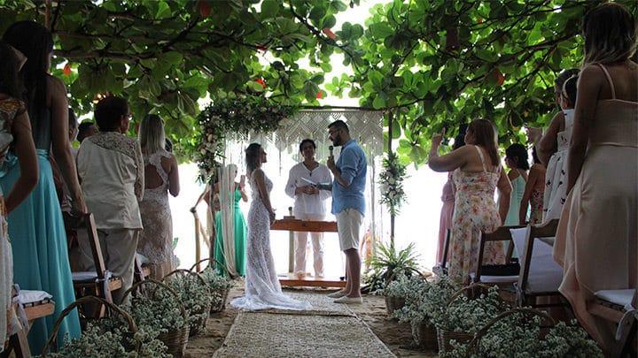 Casamento Religioso com Efeito Civil em Jericoacoara